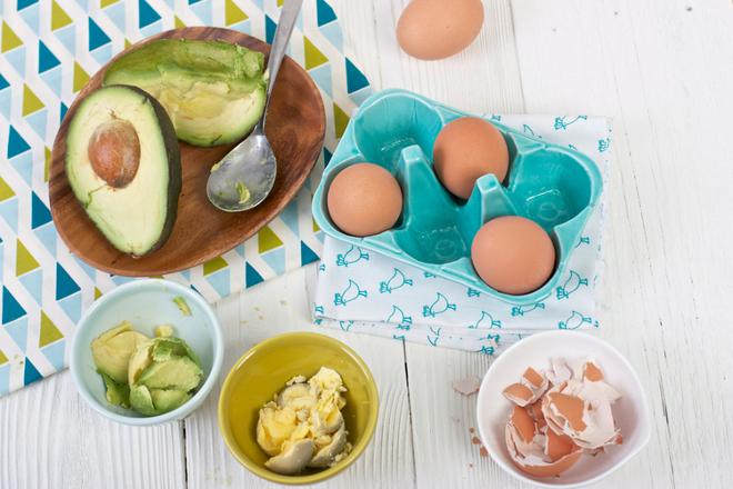 preparate pentru unguente de ou pentru copii